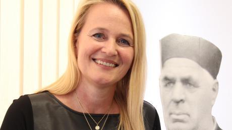 Petra Nocker war in Sachen Kneipp in China unterwegs und versuchte dort, die Chinesen für die Therapie des Pfarrers zu begeistern.