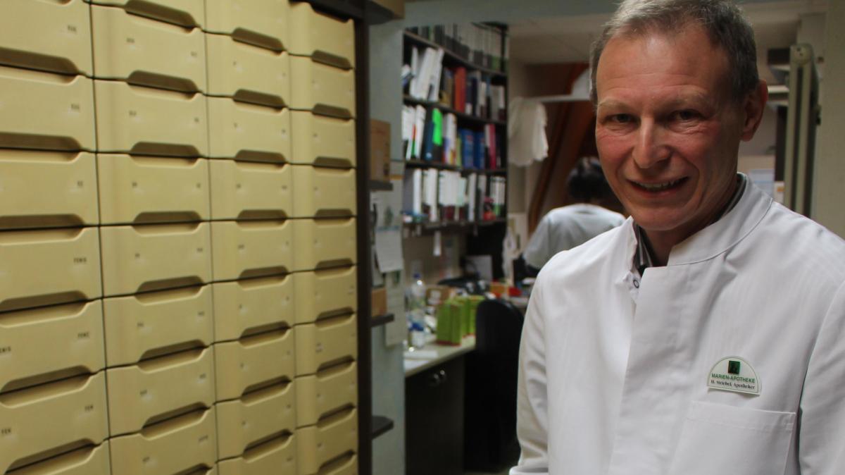 Warum Apotheker auch in Mindelheim in Sorge sind - Augsburger Allgemeine