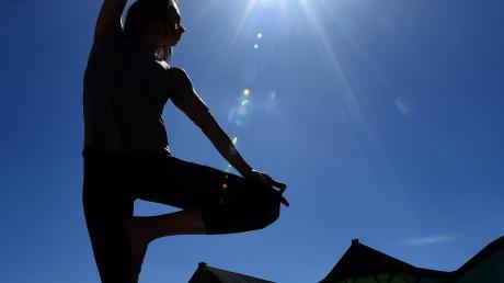 Auch Yoga gehört zu den Angeboten, die Bad Wörishofen in Sachen Gesundheitswochenkursen macht.