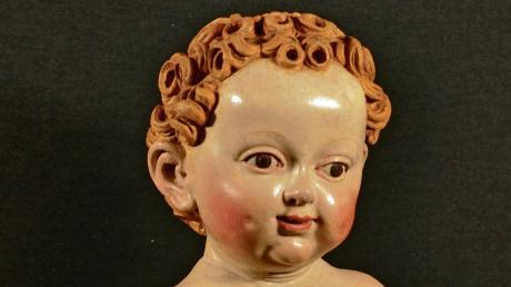 """Das """"Millionen-Baby"""" zählt zu den wertvollsten Exponaten in Mindelheim."""