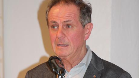 Für Josef Steidele war es die letzte Bürgerversammlung als Bürgermeister von Kammlach.