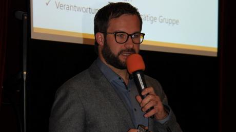 Erich Wörishofer will Bürgermeister in Kirchheim werden. Jetzt wurde er auch offiziell als Kandidat nominiert.