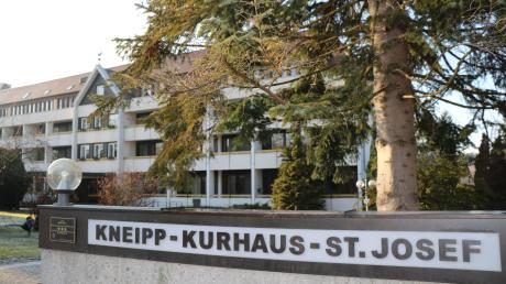 Das Kneipp-Kurhaus St. Josef liegt im Westen der Kneippstadt. Das bestehende Gebäude soll einen Anbau erhalten.