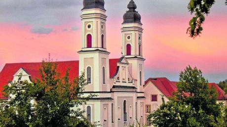 In der Klosterkirche Irsee erklingen am Sonntag Adventslieder.