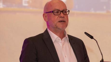 Werner Steffan ist seit Kurzem bei der Mindelheimer Firma Kleiner für den Vertrieb zuständig.