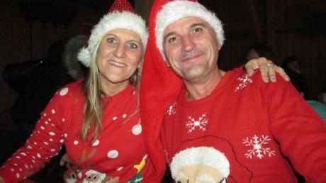 Claudia und Frank Stehr aus Mindelheim haben sich ihre eigenen Traditionen für die Weihnachtszeit geschaffen.