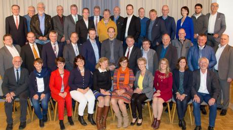 Die Freien Wähler im Unterallgäu haben ihre Kandidaten für den Kreistag nominiert.