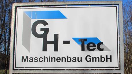 Die Mindelheimer Firma GH-Tec hat Insolvenz angemeldet.