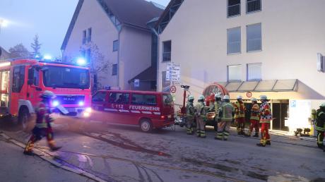 Der Brand im Parkhaus Kurpromenade in der Bürgermeister-Stöckle-Straße am 11. November hat die Parkplatzsituation in der Kurstadt weiter verschärft, nachdem das Parkhaus am Bahnhof ebenfalls nach einem Brand schon Ende 2016 teilweise geschlossen werden musste.