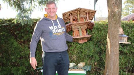 Jan-Erik Ahlborn hat ein turbulentes Jahr hinter sich. Seine Liebe zur Natur half dem Mindelheimer, alles gut durchzustehen, und sorgte letztendlich auch dafür, dass er jetzt für den Stadtrat kandidiert.