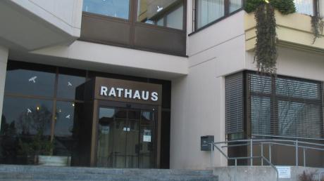 Das Rathaus von Bad Wörishofen.