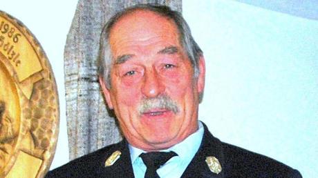 Vielfach ausgezeichnet wurde Winfried Kienle für sein Engagement bei der Feuerwehr.