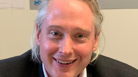 Edgar Putz tritt gegen den amtierenden Tussenhausener Bürgermeister Johannes Ruf an.