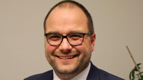 Ralf Wohlfahrt will Bürgermeister von Markt Wald werden.