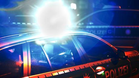 Ein Großaufgebot der Polizei war am Samstagmorgen in Oberrroth im Einsatz.