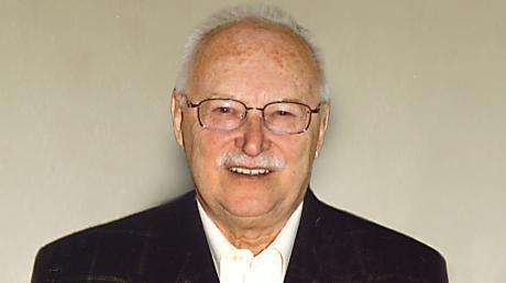 Oskar Braunsberger ist mit 85 Jahren gestorben.