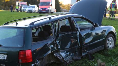Am 11. Oktober 2019 hat sich auf der Amberger Straße zwischen Amberg und Türkheim ein schwerer Unfall ereignet. Nun landete der Fall vor dem Amtsgericht.