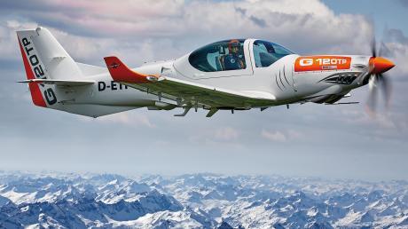 Keine Turbulenzen mehr: Die 120 TP verkauft sich gut. In Tussenhausen beschäftigt Grob 270 Mitarbeiter.