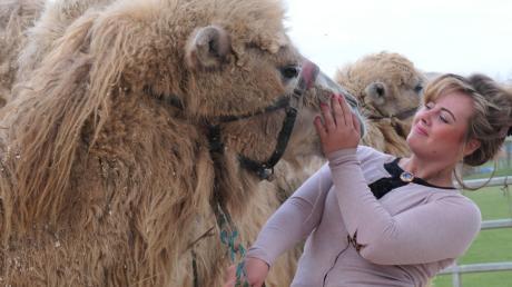 Der Zirkus Renz ist gerade in Pfaffenhausen gestrandet. Gina-Marie Renz und die anderen Mitglieder der Zirkusfamilie brauchen dringen Unterstützung, um ihre Tiere weiter versorgen zu können.