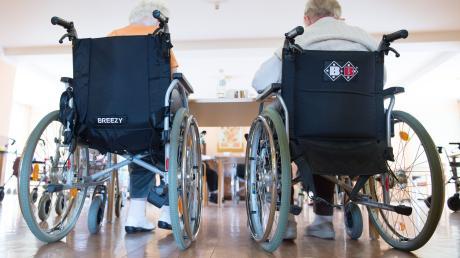 Für Pflegebedürftige gibt es nach dem Aufnahmestopp in der Corona-Krise zusätzliche Kurzzeitpflegeplätze, unter anderem in Bad Wörishofen.