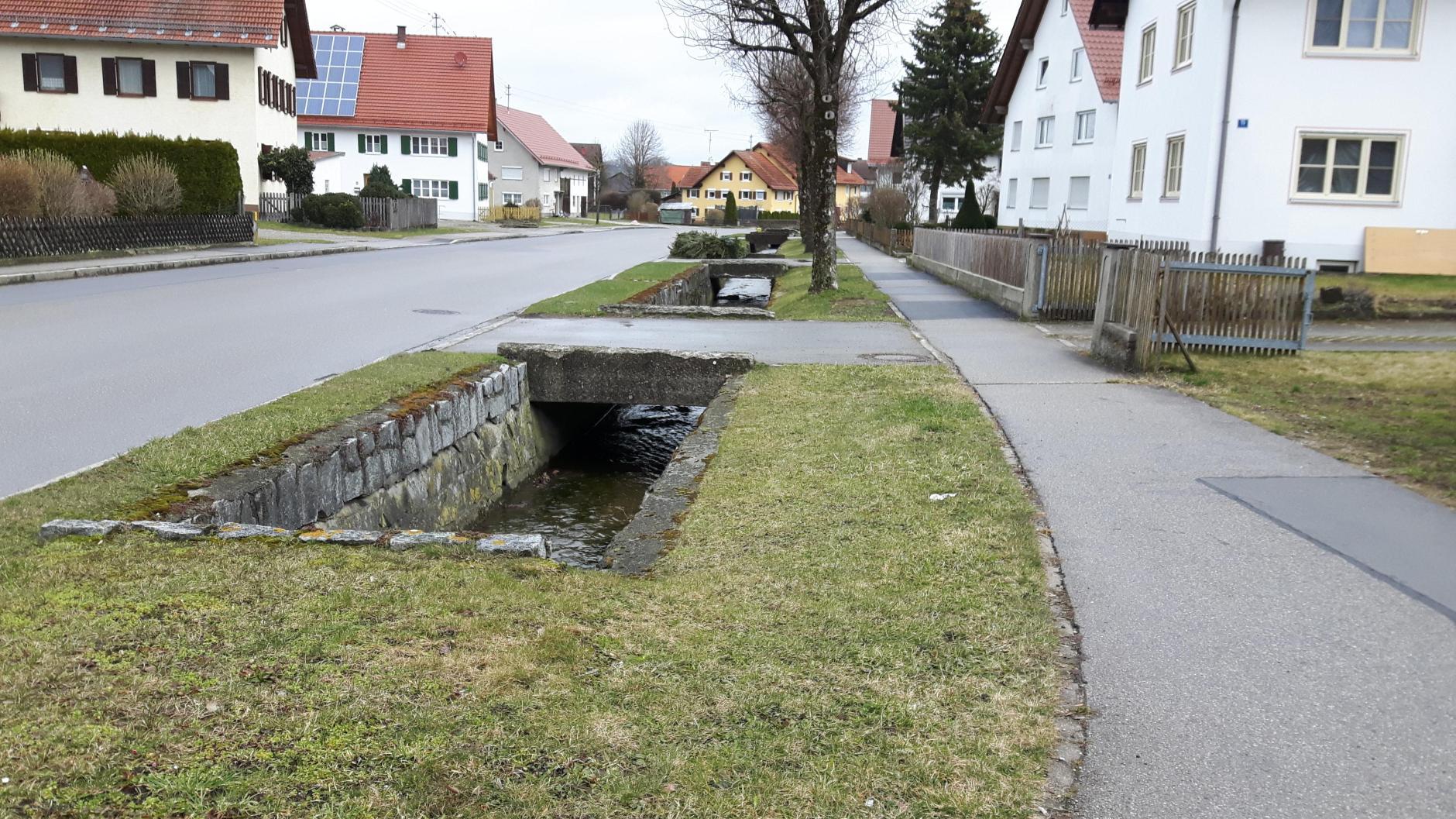 Tussenhausen Mattsies