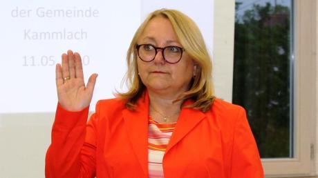 Birgit Steudter-Adl Amini wurde als Bürgermeisterin vereidigt.