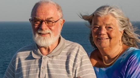 Das Buchloer Ehepaar Michael Karger und Renate Dietrich-Karger wurden bei seiner Kreuzfahrt um die Welt vom Coronavirus überrumpelt.