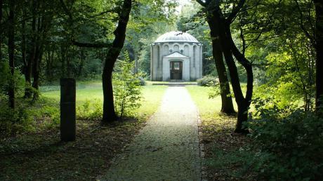 Das ehemalige Konzentrations-Außenlager Türkheim.