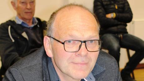 Ewald Fischer wird als zweiter Bürgermeister in seinem Amt bestätigt.