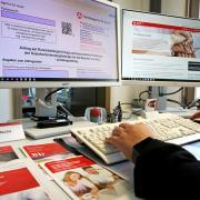9000 Anträge auf Kurzarbeit sind bei der Arbeitsagentur seit Beginn der Coronakrise bewilligt worden.