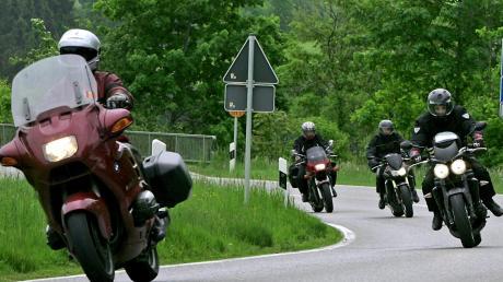 Im Allgäu gibt es viele beliebte Motorradstrecken – und immer wieder Diskussionen über den damit verbundenen Lärm.