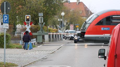 Mit dem Zug nach Bad Wörishofen – künftig einem Kneipp-Zug?
