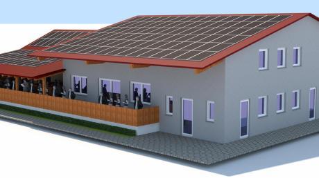 Funktionaler, weitläufiger und in weiten Teilen barrierefrei wird der Ausbau des Vereinsheimes der SpVgg Wiedergeltingen werden. Einvernehmlich segnete der Gemeinderat die Eingabeplanung dazu in jüngster Sitzung ab.