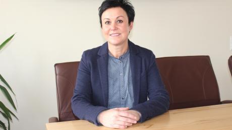 Seit gut 100 Tagen ist Susanne Nieberle jetzt Bürgermeisterin in der Gemeinde Eppishausen.