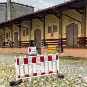 """Die besondere Stimmung an verlassenen Orten – hier im Bild der alte Güterbahnhof in Memmingen – fasziniert Menschen, die mit Leidenschaft sogenannte """"Lost Places"""" aufspüren und erkunden. Auch einen Memminger lässt die Begeisterung dafür nicht mehr los."""