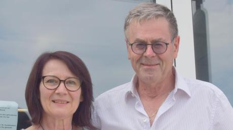 Christa und Manfred Schedel geben ihr Geschäft in Pfaffenhausen auf.