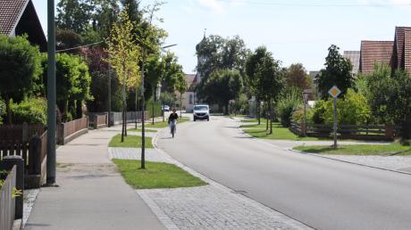 Landwirtschaftlich geprägt: Soll das Dorf am Wörthbach ein Dorf bleiben? Der innerörtliche Bebauungsplan wird neu diskutiert werden, daran wird der Gemeinderat nicht vorbeikommen, will man Rammingen in die Zukunft führen.