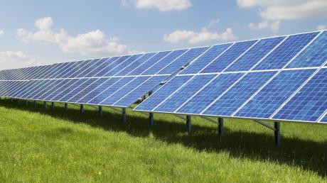 Der Gemeinderat Ederheim stimmte dem Projekt zu einem Solarpark zu.