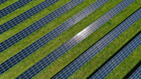 Freiflächen-Photvoltaikanlagen werden in den nächsten Jahren in Markt Wald nur genehmigt, wenn sie von einer Bürgergenossenschaft betrieben werden.
