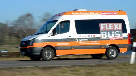 Der Türkheimer Gemeinderat hat über die Zukunft des Flexibus-Konzepts im Wertachtal entschieden.