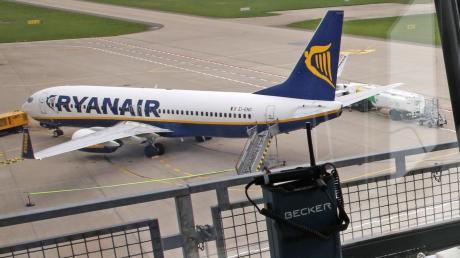 Ryanair streicht am Flughafen Memmingerberg mehrere Verbindungen.