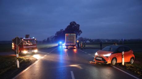 Ein Unfall zwischen Wiedergeltingen und Buchloe hat am heutigen Mittwoch für größere Verkehrsbehinderungen gesorgt.
