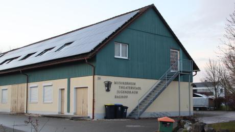 Das Vereinsheim am Osterweg ist in Besitz der Gemeinde Wiedergeltingen: Neben dem Musikverein haben dort unter anderem auch die Veteranen einen Mietvertrag. Jetzt greift die Kommune coronabedingt beiden Vereinen unter die Arme und stundet die Miete.