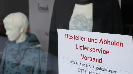 Wie in Bad Wörishofen bieten auch in Mindelheim viele Einzelhändler Click & Collect an.  Die Erfahrungen damit sind jedoch ernüchternd.