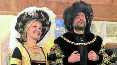 Corona hat die bereits geplanten Auftritte von Anna von Lodron und Georg von Frundsberg verhindert.