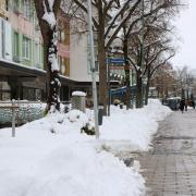 In Bad Wörishofen sollen die Wege möglichst frei von Eis und Schnee sein, aber mit dem Einsatz von Streusalz ist man im Stadtrat nicht zufrieden.