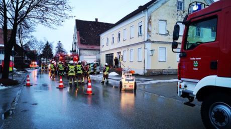 Ein Kurzschluss war die Ursache für einen Feuerwehreinsatz.