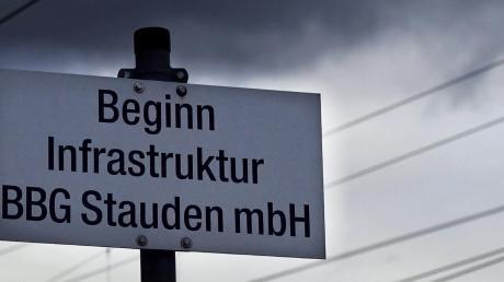 """Die Staudenbahn wird zunächst nur von Augsburg bis Gessertshausen fahren. Dort beginnt ihre """"eigene"""" Strecke, die ausgebaut werden muss."""