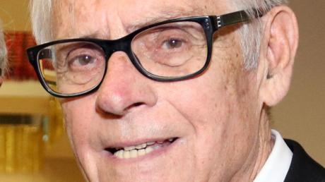 Der frühere Mindelheimer Bundestags- und Europaabgeordnete Robert Antretter (SPD).