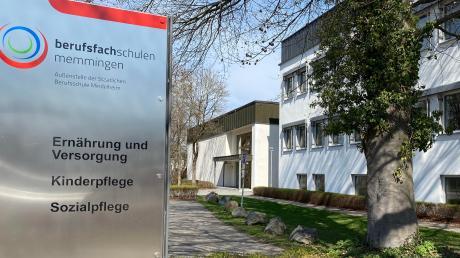 Bald werden an der Außenstelle der Staatlichen Berufsschule Mindelheim in Memmingen auch Erzieherinnen und Erzieher ausgebildet.